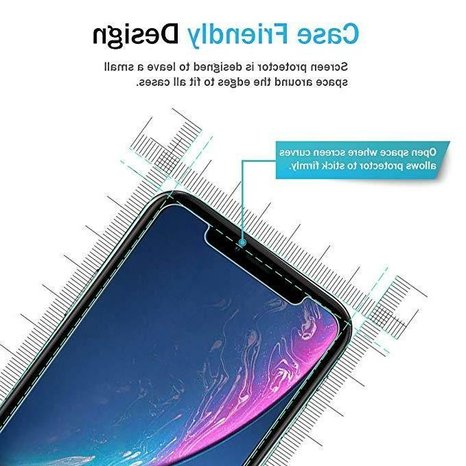 3-Pack iPhone Tempered Protector Install Tray