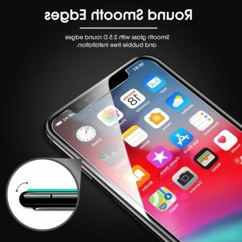 3-Pack For 5S 8 Plus X Max Screen