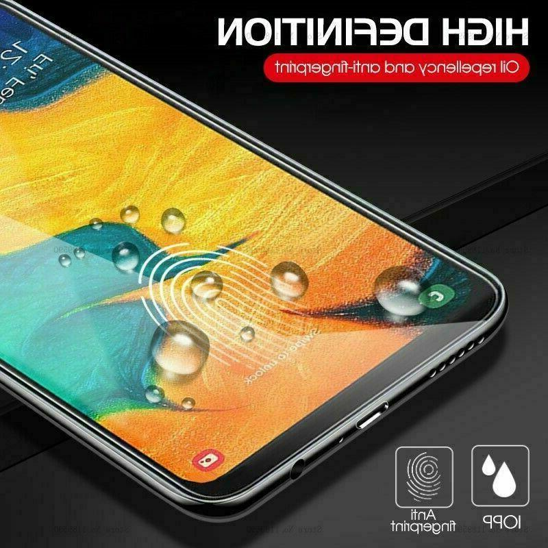 3-Pack Samsung A10e Tempered HD Protector