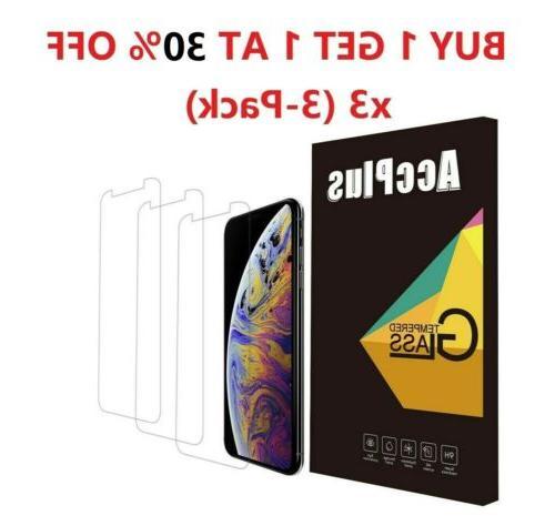 3 pack iphone 7 8 plus x