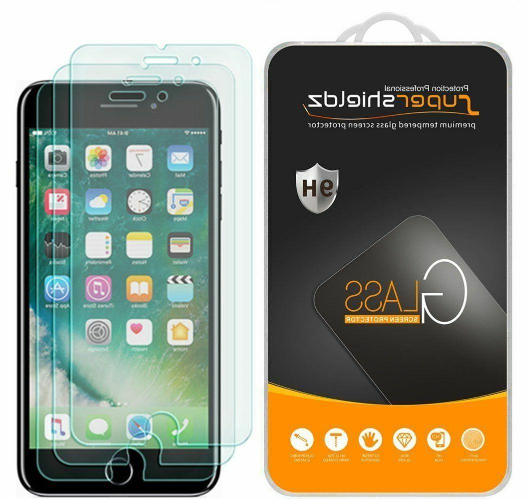 3X Supershieldz Tempered Glass Screen Protector for Apple iP