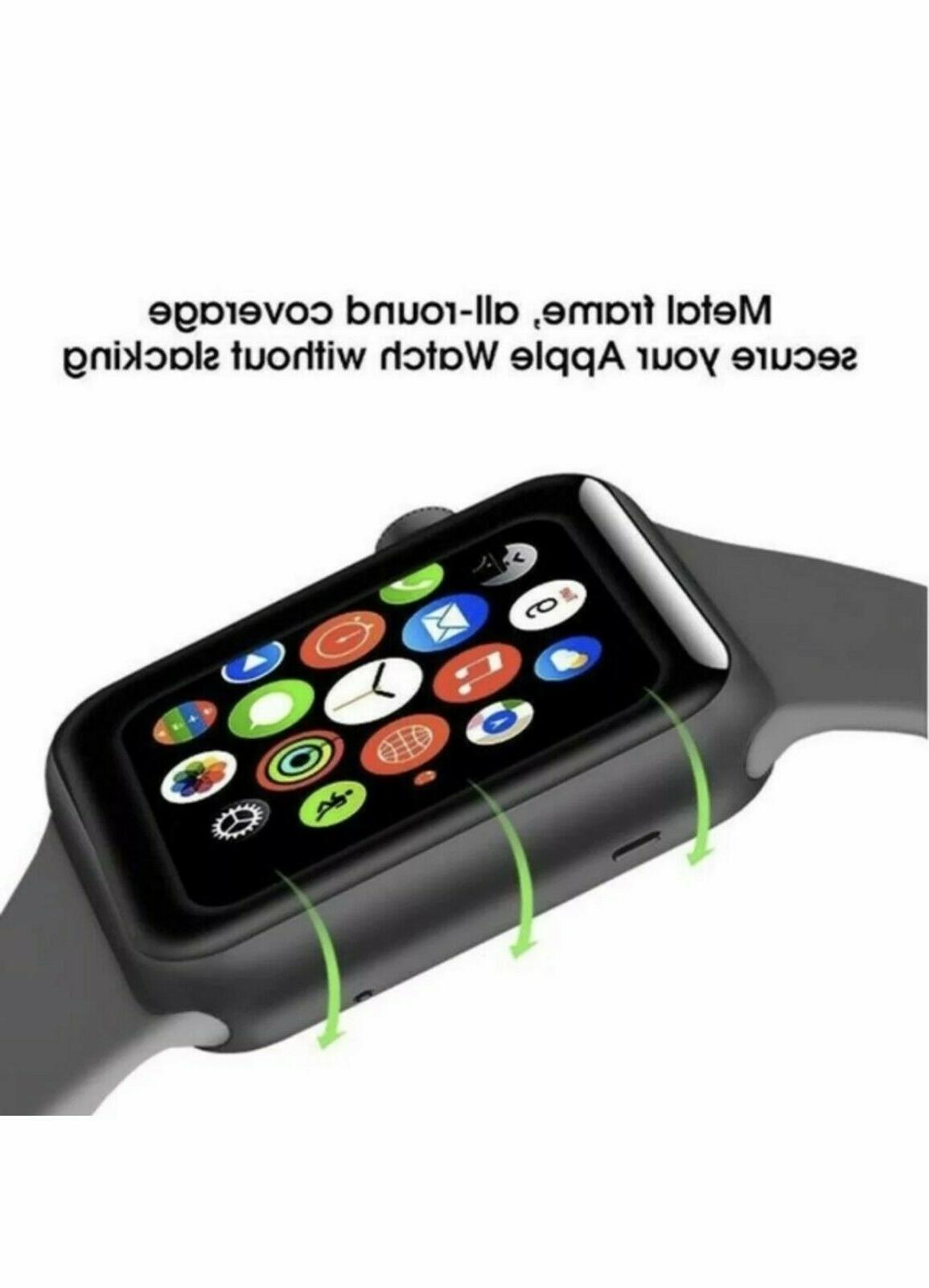 3D Tempered Protector For iWatch Watch 38/42/40/44mm