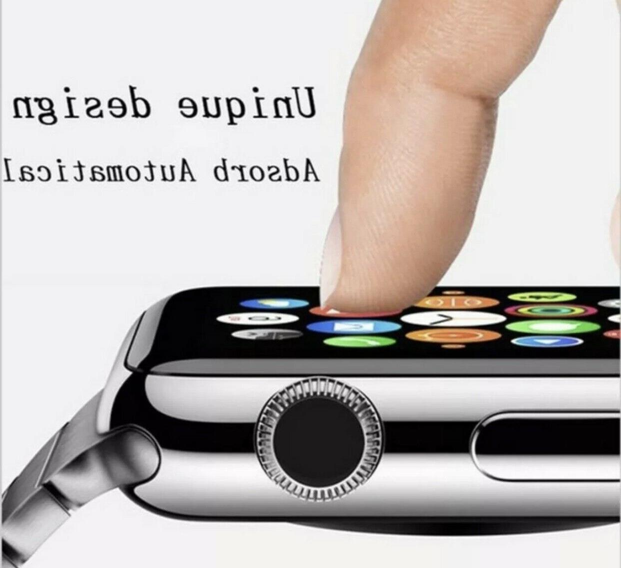 3D Protector For iWatch Watch 4/3/2/1