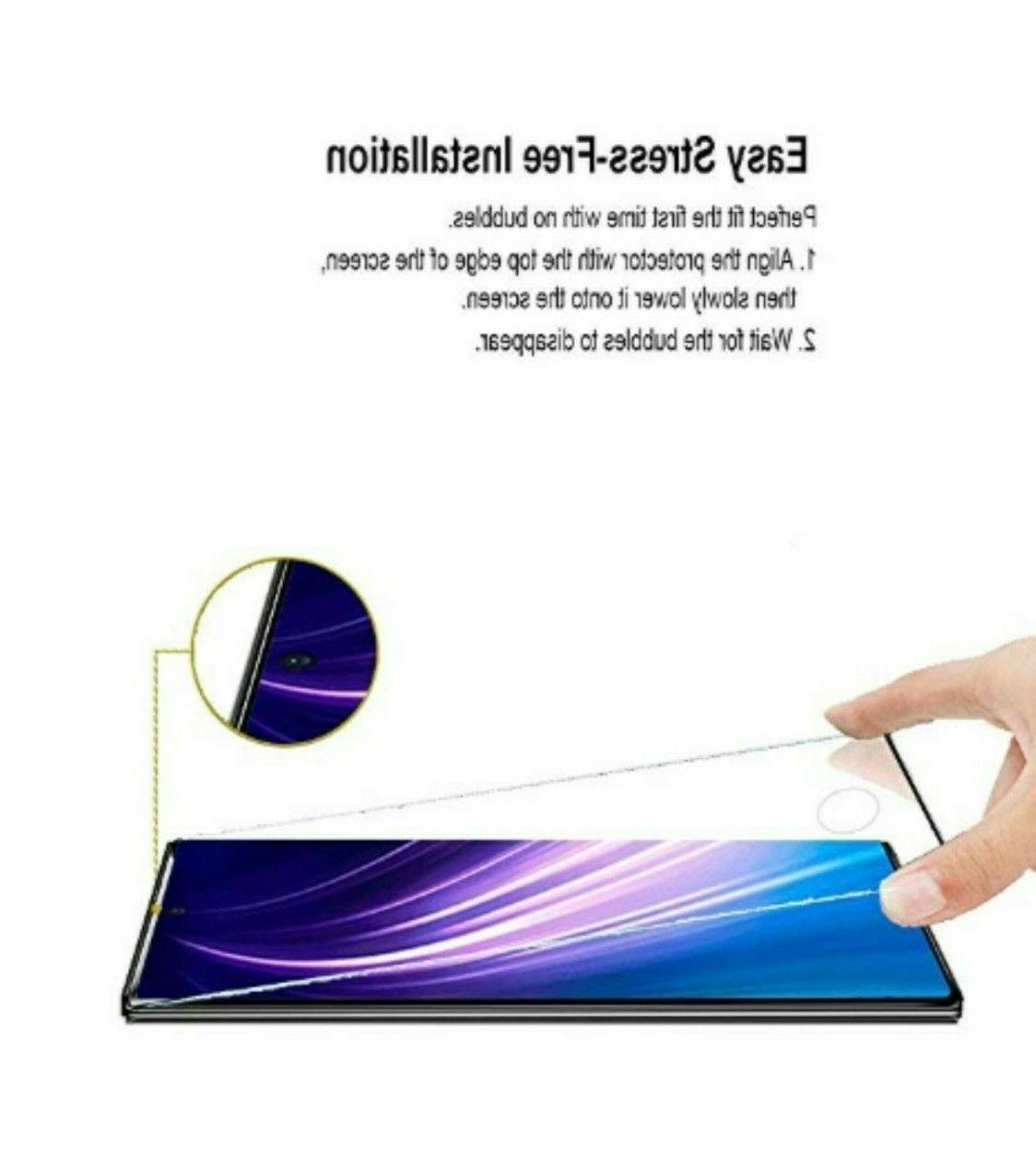 3x Tempered Glass Galaxy S10 Plus/N10+/S10e