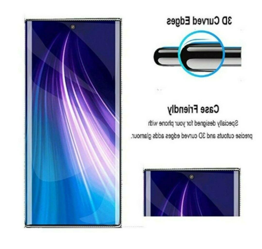 3x Tempered Glass Screen Samsung Galaxy S10 Plus/N10+/S10e