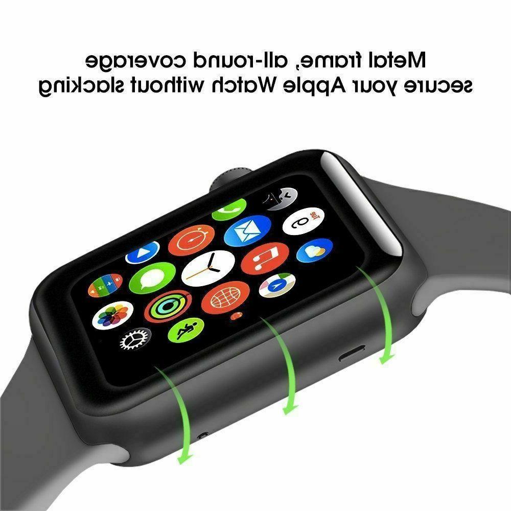 3x Glass Protector Screen Apple Watch 3 2