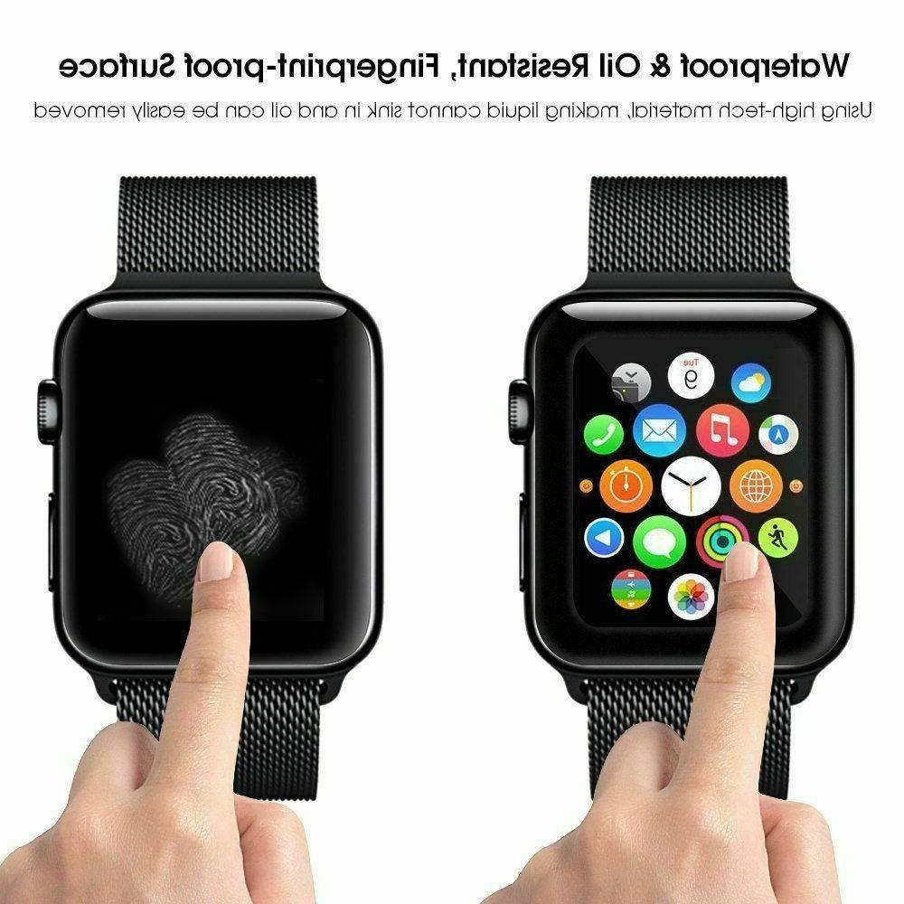 3x Screen For Apple iWatch 38/40/42/44 mm 3 2 1