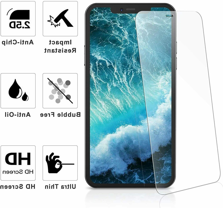 4 Pack Pro max mini 12 Glass Screen