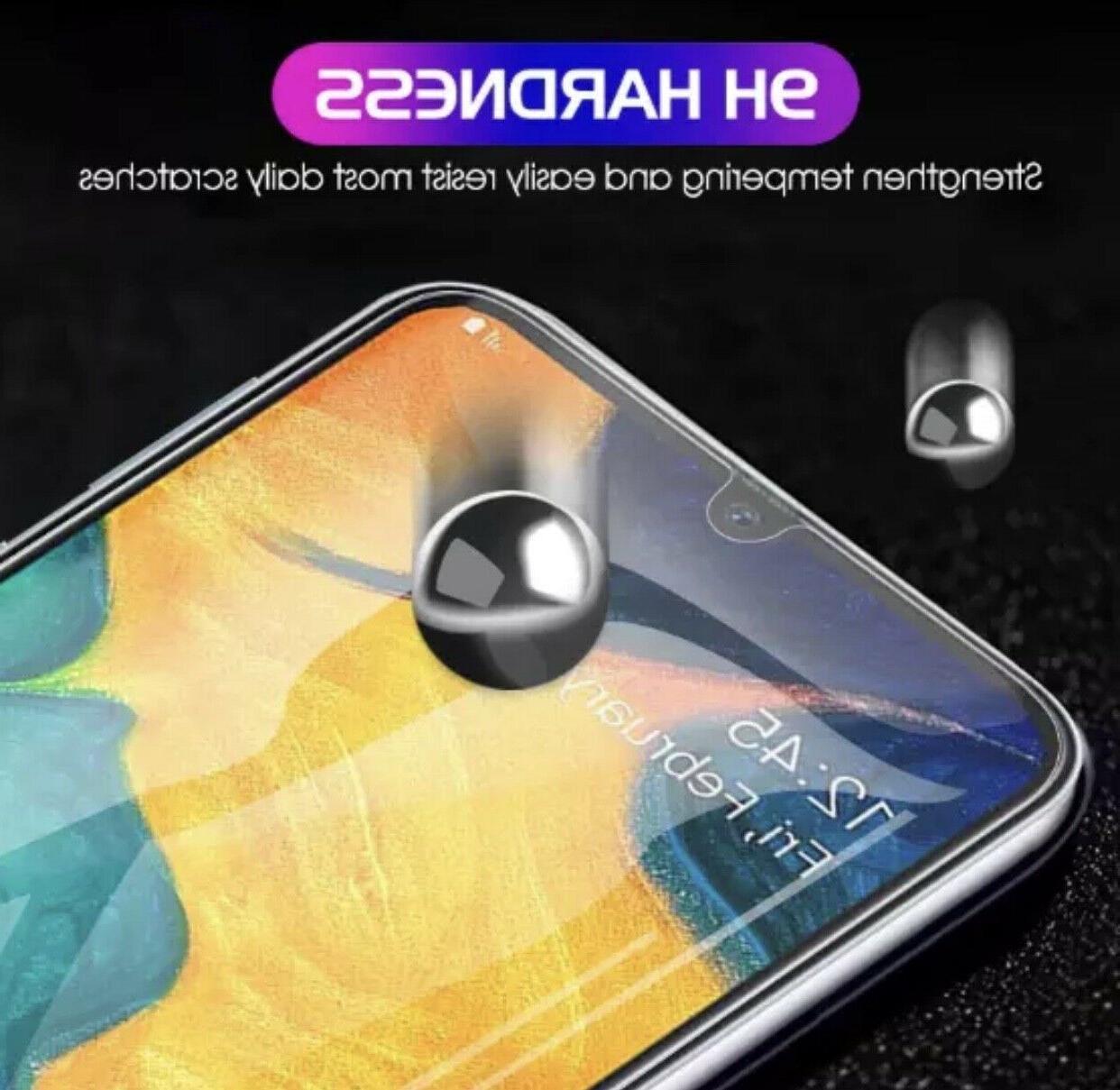 4x Premium Glass Samsung A50