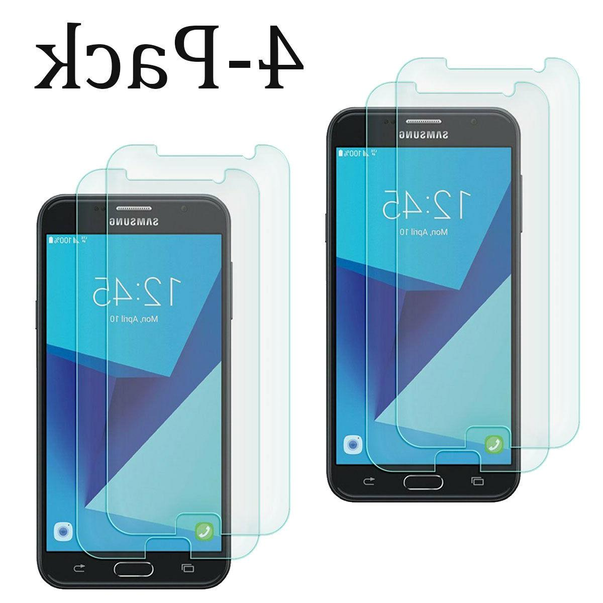 6x Samsung J7 2017 Shockproof Tempered Screen