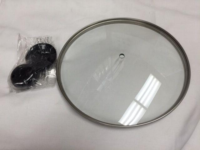 Presto 85676 85133 Multi Cooker Tempered Glass Cover & Knob
