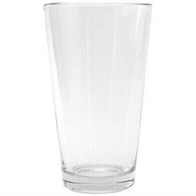 Anchor Hocking Pint Mixing Glass - Rim Tempered - 16 Oz, Set