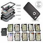 Apple iPhone 7/8, 7/8 Plus Case Cover {Belt Clip fits Otterb
