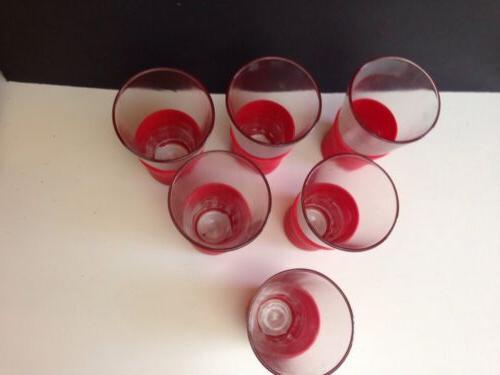 Bormioli Rocco Ypsilon Coffee Tempered Cups SET of BPA Free
