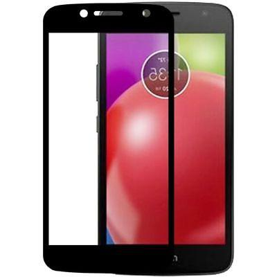 Clear Tempered Glass LCD Screen Protector Film Cover For Mot