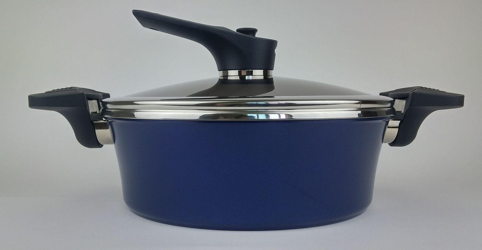 Kinetic Classicor Stainless Steel 8 Quart Covered Stock Pot,