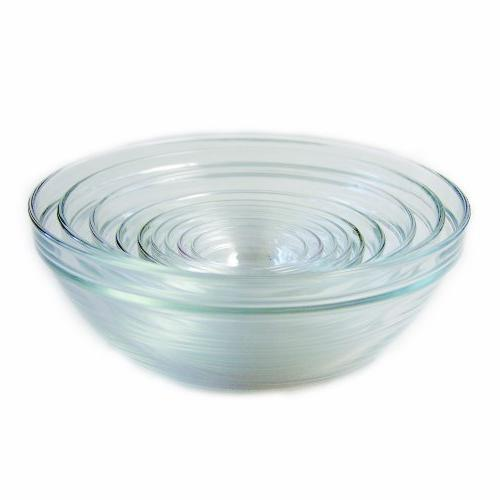 Duralex 100010 Made In France Lys Stackable 10-Piece Bowl Se