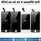 For iPhone 5 5C SE LCD Display Touch Digitizer Replacement F
