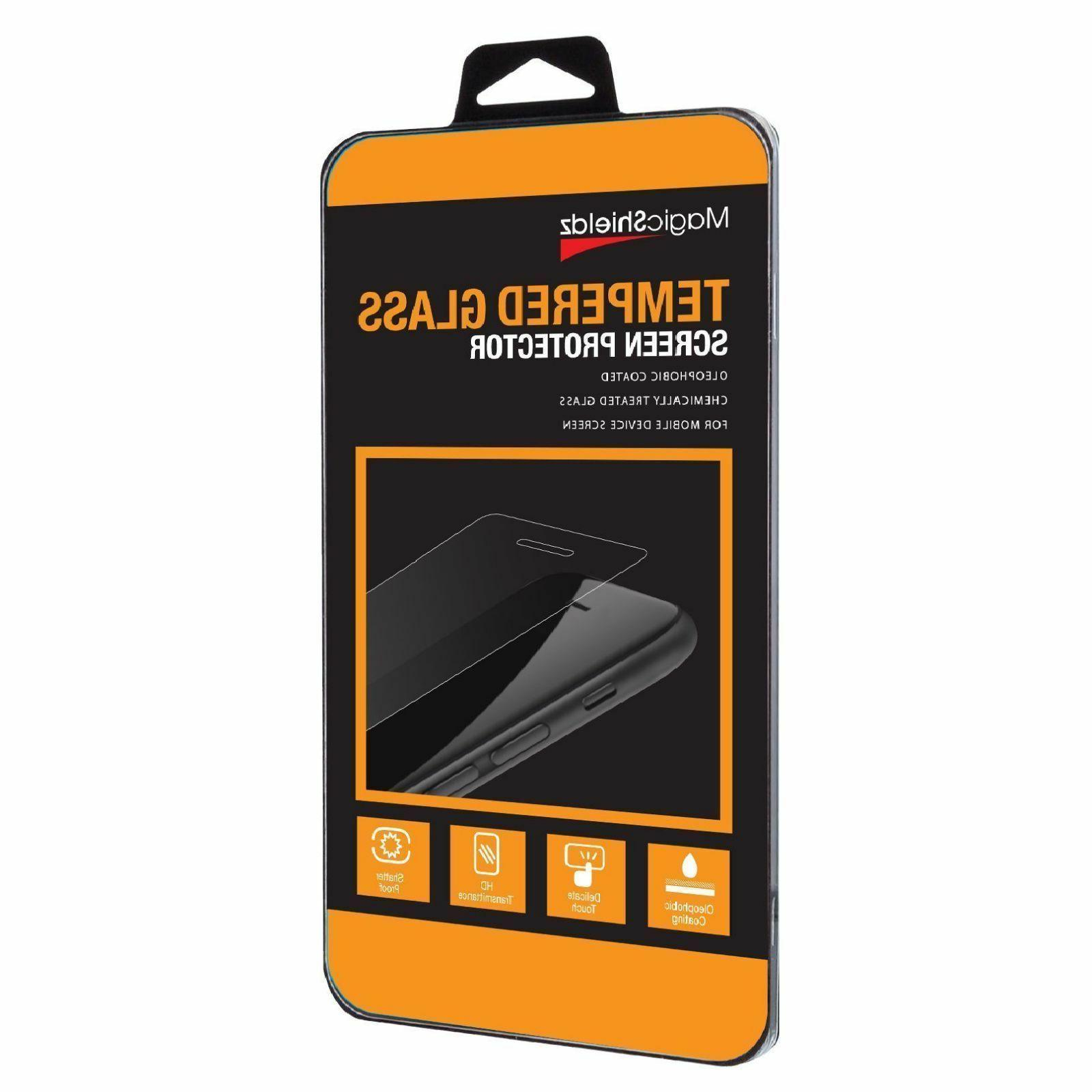 2-Pack 4 2018 Tempered Protector -Black