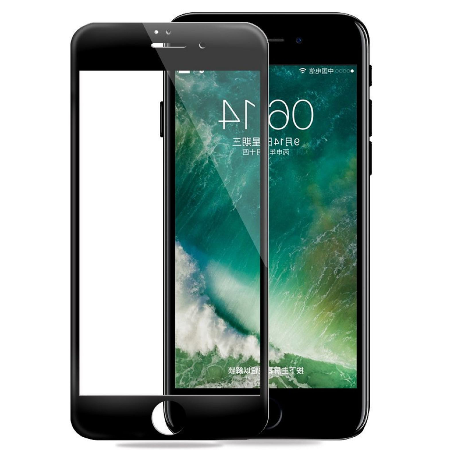 Full Coverage Screen Protector iPhone 6 8 Plus X Xs Max XR