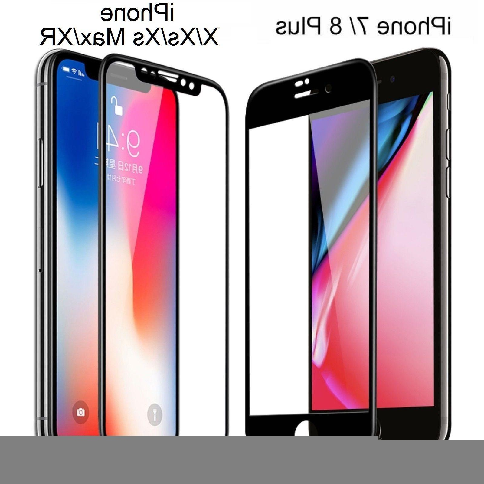 Screen Protector For iPhone 6 X Xs XR