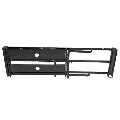 Innovex Oxford N glass TV Stand for up to 70 Black