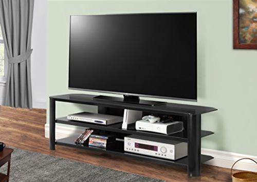 Innovex Oxford Fold N Snap TV Black