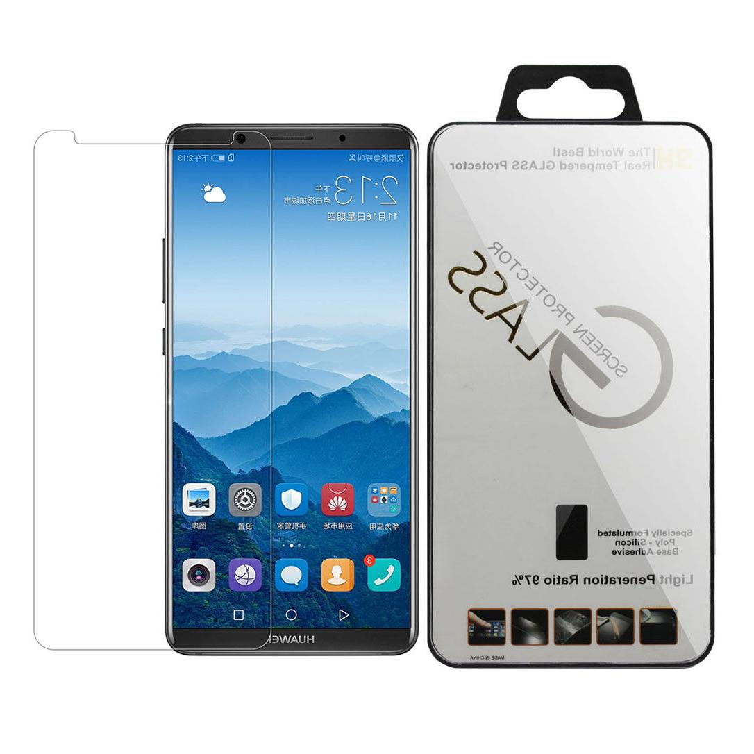 Lots Tempered Glass Screen Protector Cover For Huawei Mate 1