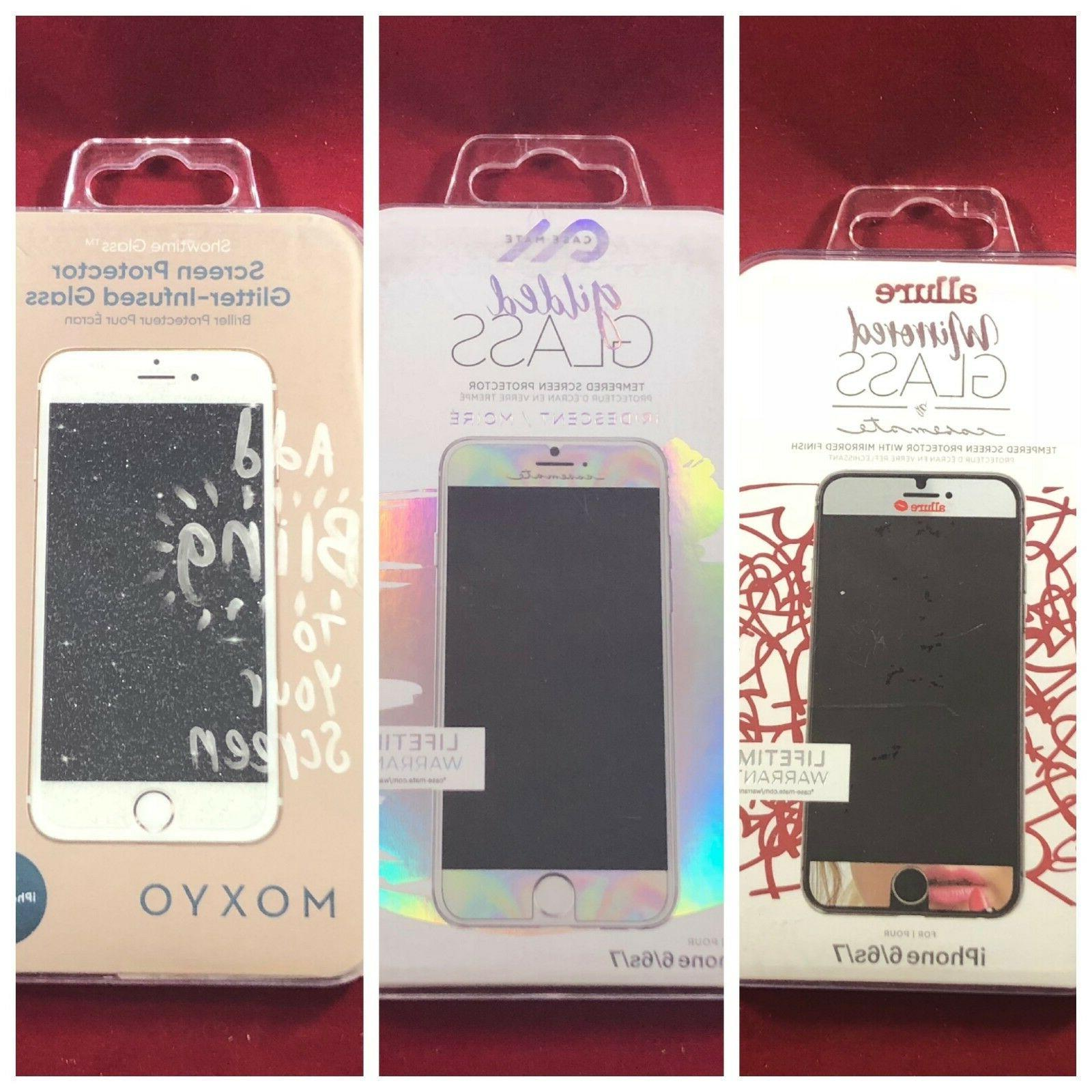 NEW Apple iPhone 6/6S/7/8 Casemate Gilded Tempered Glass Pro