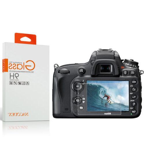Nacodex HD Tempered Glass Screen Protector For Nikon D750 /