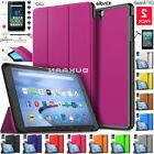 New Tempered Glass + Magnetic Leather Case Amazon Kindle Ale