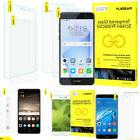 PASBUY 2 Pack Tempered Glass Screen Protector for Huawei Mat