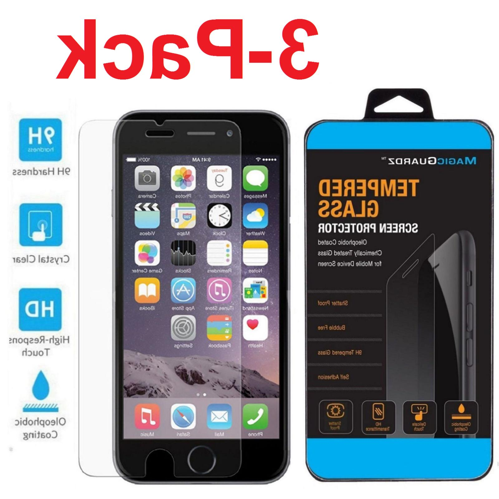Premium Real Screen Protector Tempered Glass For iPhone 6 6s