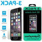 Premium Real Tempered Glass Screen Protector for Apple iPhon