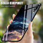 Protective Shockproof Tempered Glass Phone Case Cover For Hu