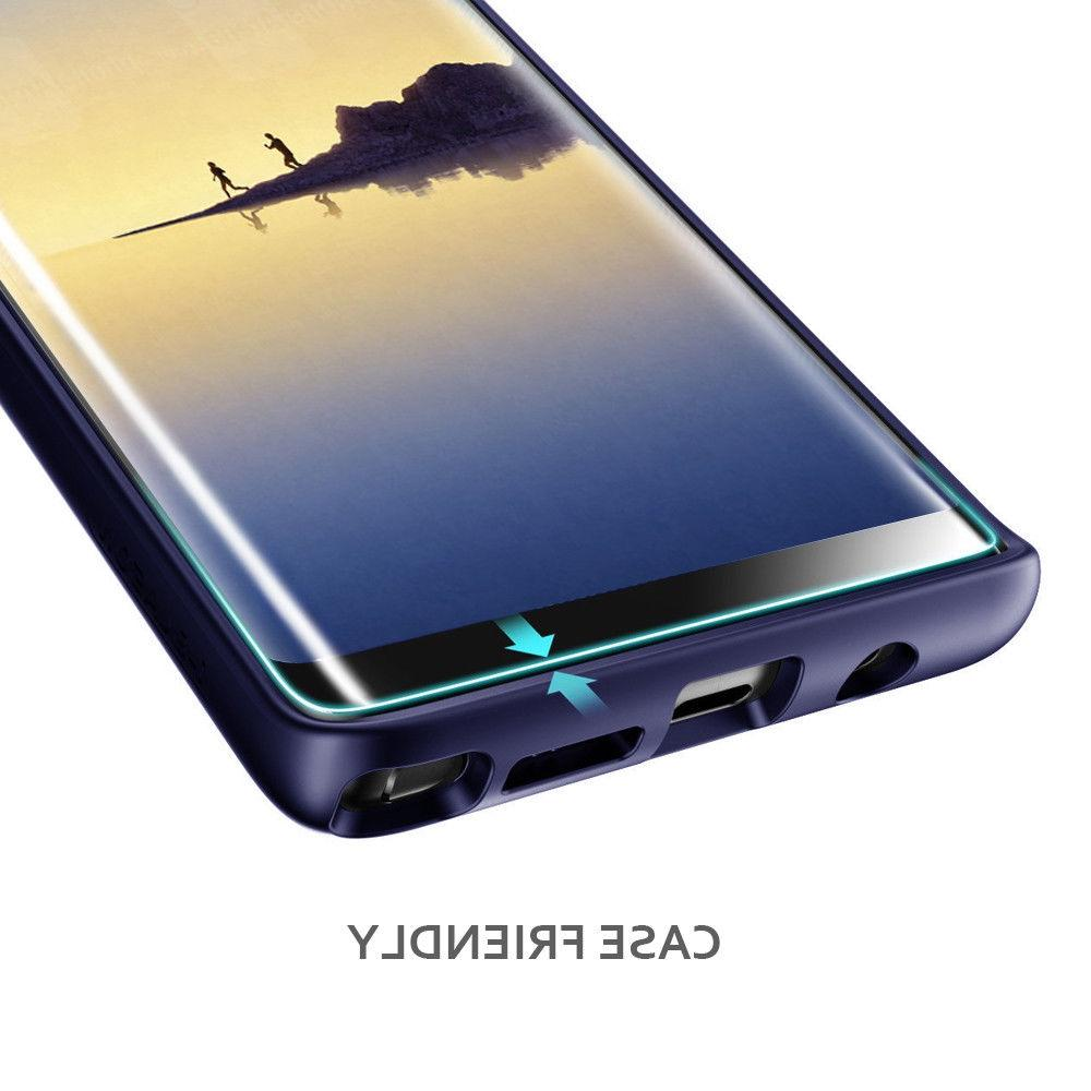 Real Tempered Glass Protector Samsung Note 9/Note