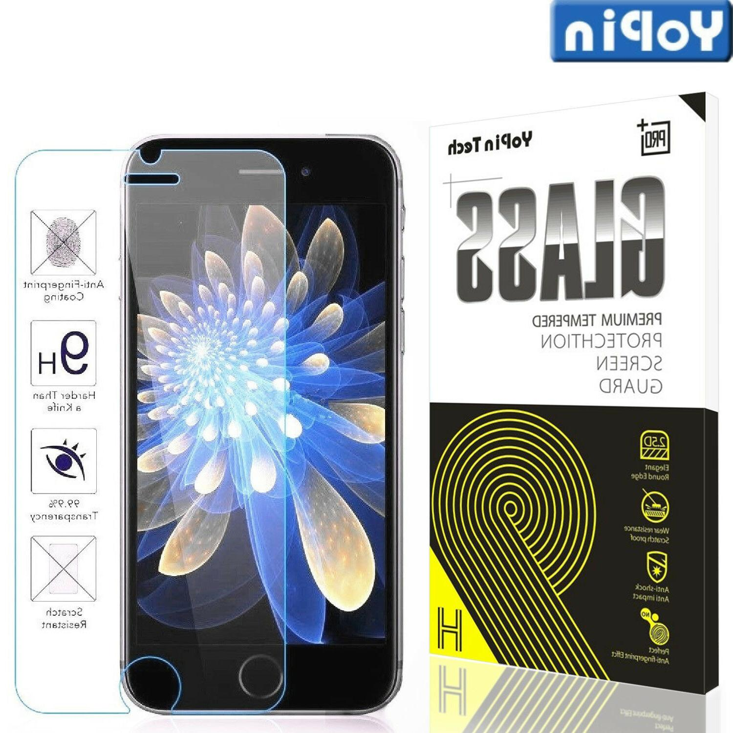 Lot 9H Premium Tempered Glass Screen Protector iPhone 6s /