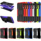 Shockproof TPU Hybrid Armor Kickstand Case Cover For Huawei