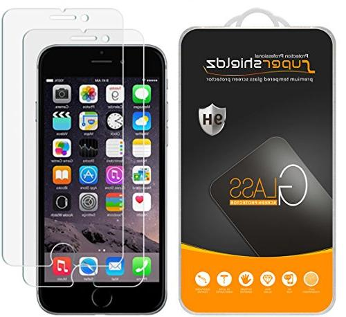 Supershieldz for iPhone 8 / iPhone 7 Tempered Glass Screen