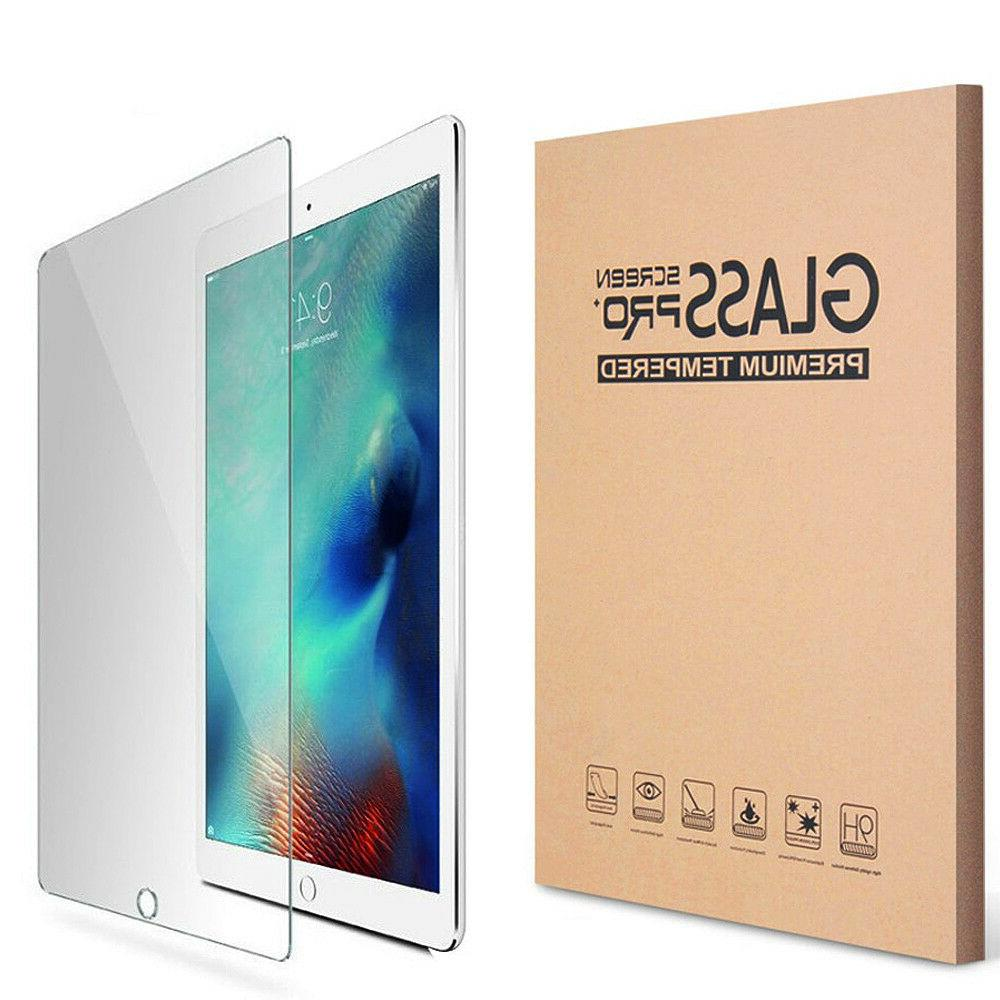 KIQ Premium Tempered Glass Screen Protector for Apple iPad