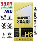 Tempered Glass Screen Cover Protector iPhone 5 6 6s 7 8 Plus