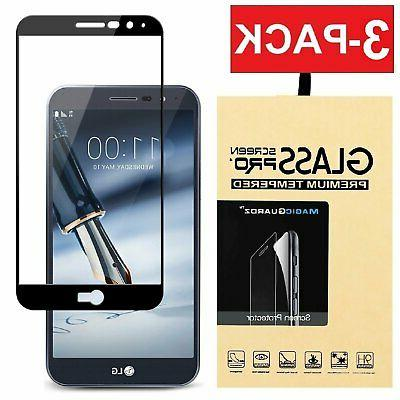 Tempered Glass Screen Protector For LG Stylo 3 Stylo 3 Plus