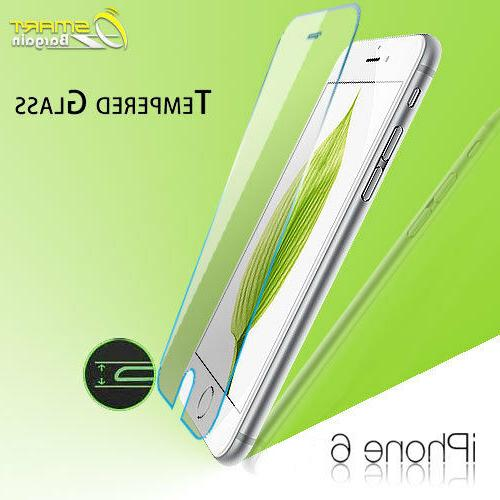 Tempered Glass Screen Protector Guard For iPhone 6  6 Plus