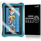 Amazon Fire 7 Kids   Tempered Glass Screen Protector