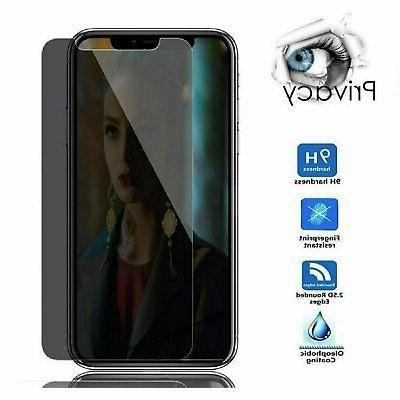 anti spy privacy tempered glass screen protector