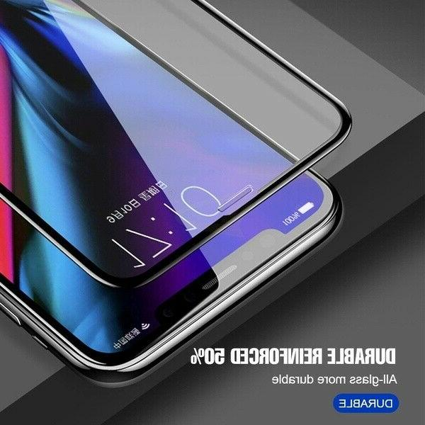 For Apple iPhone Pro Max Screen Tempered Glass FULL