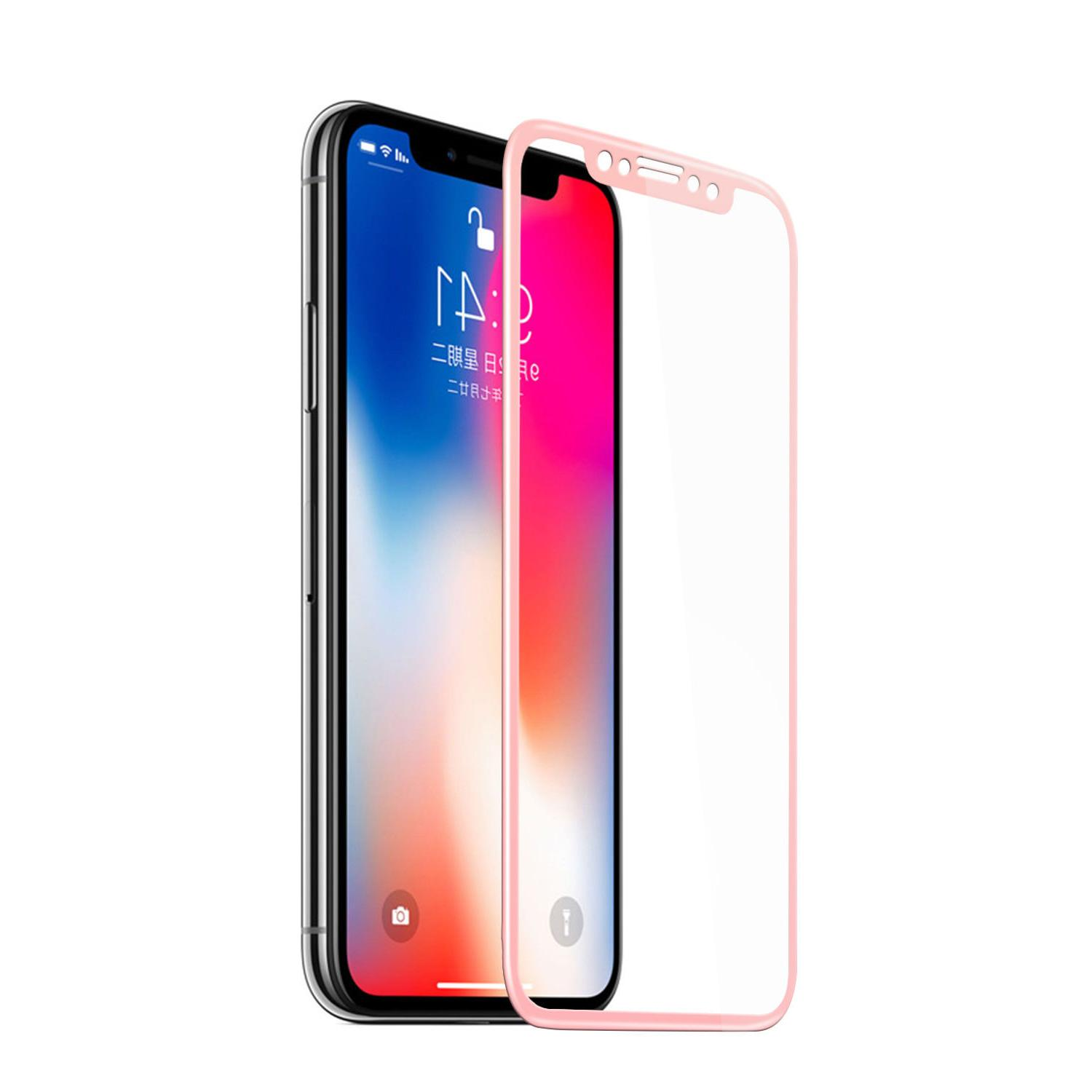 XS Max XR Coverage Tempered Protector