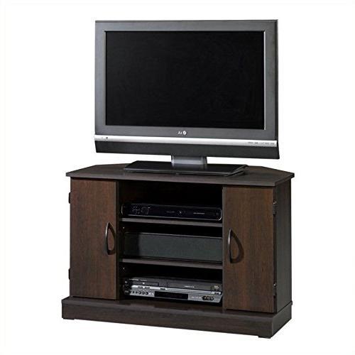 beginnings corner tv stand