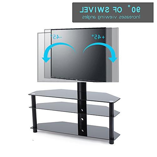 TAVR Mount Flat Entertainment Stand Shelve,VESA 600mmx Flat TVs