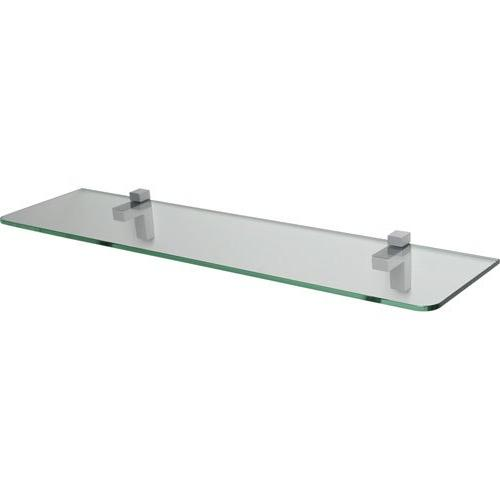 clear glass shelf kit